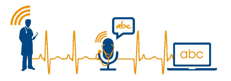 Speech recognition - Text analytics